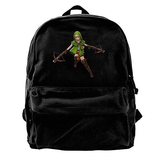Rihvona ACT Hyrule Warriors Legends Linkle Canvas (Princess Zelda Hyrule Warriors Costume)