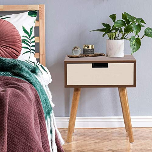 Recaceik Modern Furniture Nightstand
