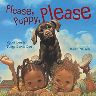 Book Cover: Please, Puppy, Please
