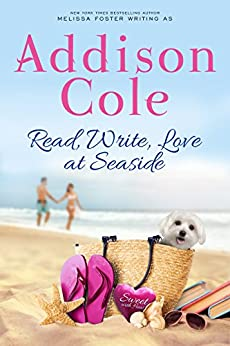 Read, Write, Love at Seaside (Sweet with Heat: Seaside Summers Book 1) by [Cole, Addison]