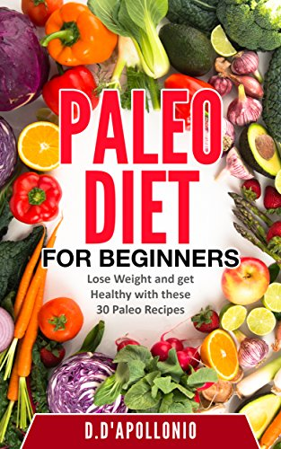 Paleo Beginners Healthy Cookbook Lifestyle ebook product image