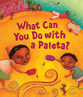 Book Cover: What Can You Do with a Paleta?