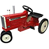 Red Farmall 1206 Narrow Front Pedal Tractor