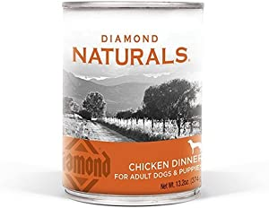 Diamond Naturals 13.2-Oz Chicken Dinner for Adult Dogs & Puppies (Pack of 12)