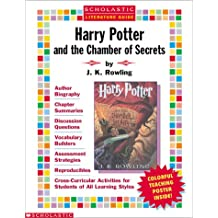 Scholastic Literature Guide: Harry Potter and the Chamber of Secrets
