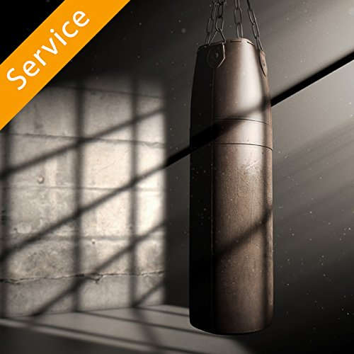 Heavy Bag Installation - Customer-Provided Ceiling Mount (Boxing Material)