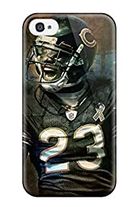 Discount WQJU2677KF5KZTK6 chicagoears NFL Sports & Colleges newest iPhone 4/4s cases