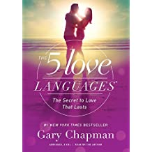 The 5 Love Languages Audio CD: The Secret to Love That Lasts by Gary Chapman (2015-03-15)