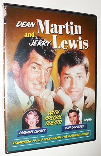 Dean Martin and Jerry Lewis,with Rosemary Clooney and Burt - Sunglasses Terrible