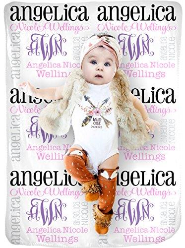Baby Ballerina Blanket - 5