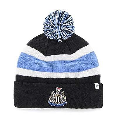 '47 Brand Breakaway Fashion Cuff Beanie Hat with POM POM - EPL Cuffed Winter Knit Toque Cap