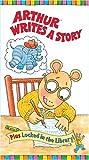 Arthur - Arthur Writes a Story [VHS]