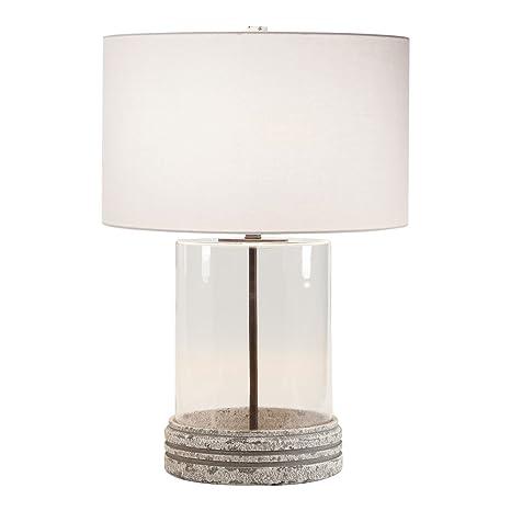 Amazon.com: Ethan Allen Sansovino lámpara de mesa: Home ...
