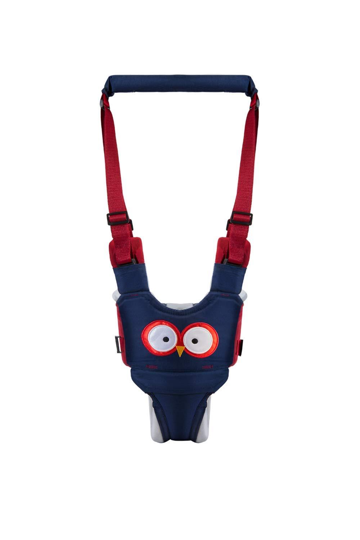 Adjustable Walking Harness Blue Mesh-Design Breathable Handheld Baby Walker Toddler Walking Assistant Hand-Held Baby Walker Removable Safe Walking Belt Vicloon Baby Walking Harness