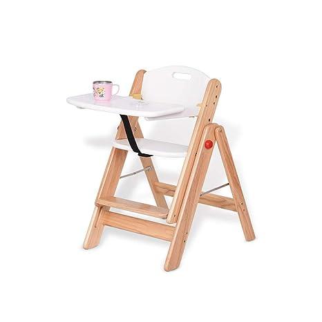 Yingui Silla de Comedor para niños portátil para niños Mesa ...