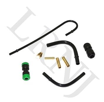 Land Rover Hitachi Compresor De Suspensión Neumática tubo Kit de reparación de aire Conexión Fix da3964: Amazon.es: Coche y moto