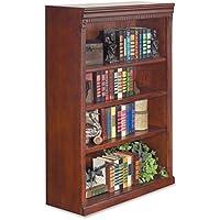 Martin Furniture Huntington Club Office Open Bookcase, 48