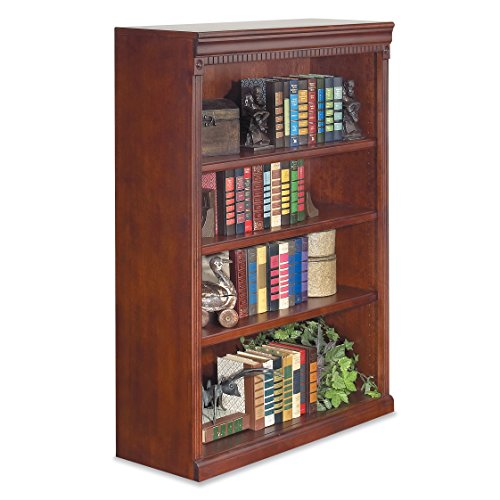 - Martin Furniture HCR3648/D Huntington Club Office Open Bookcase, 48