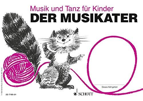 Musik und Tanz für Kinder: Musik und Tanz für Kinder, Der Musikater
