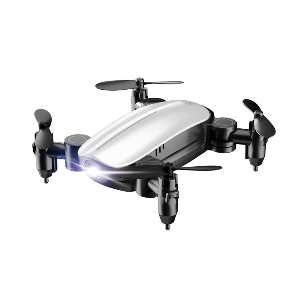 HuaMore-Drone Pequeño Mini avión avión Plegable, sin cámara, dron ...