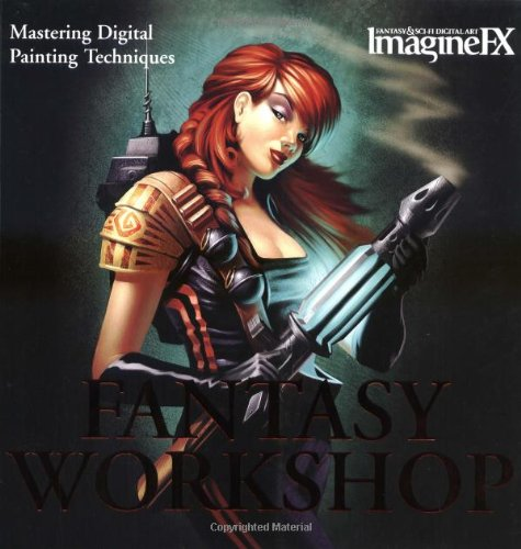 Fantasy Workshop: Mastering Digital Painting Techniques (ImagineFX)