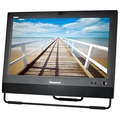 Image of 2018 Lenovo ThinkCentre M73z 20in All-In-One Business Desktop Computer, Intel Pentium G3220 3.0GHz, 4GB RAM, 500GB HDD, DVD±RW, WIFI, Windows 10 Professional (Renewed) All-in-Ones