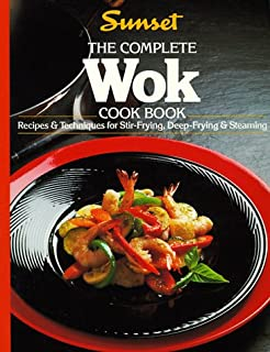 Sunset oriental cook book chinese japanese korean mr piper the complete wok cook book forumfinder Choice Image