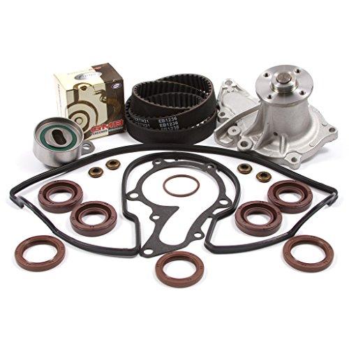 93-97 Geo Toyota 1.6 DOHC 16V 4AFE Timing Belt Kit Water Pump Valve Cover Gasket