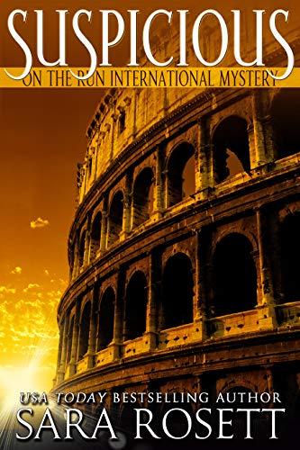Suspicious Run International Mysteries Book ebook product image