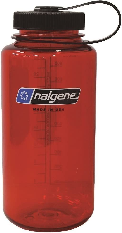 Nalgene 32 Oz Wide Mouth Lexan Bottle