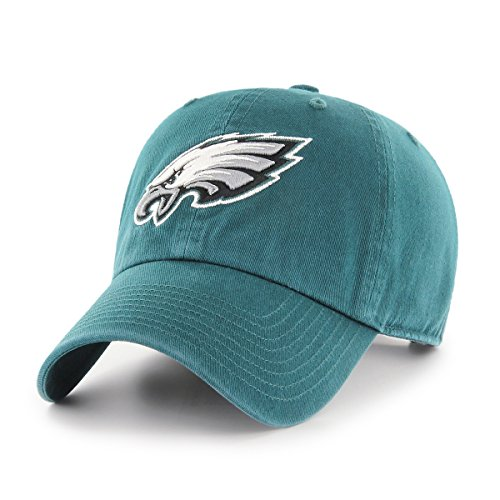 OTS NFL Philadelphia Eagles Mens Challenger Adjustable Hat, Alternate Team Color, One Size