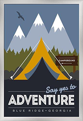 Blue Ridge, Georgia - Say Yes to Adventure - Tent