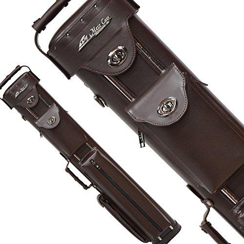 MEZZ 【メッヅ】 キューケース GMC 3バット5シャフト ブラウン (Cue Case GMC-35T)