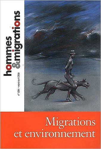 En ligne téléchargement Hommes & Migrations, N° 1284, Mars-avril : Migrations et environnement epub pdf