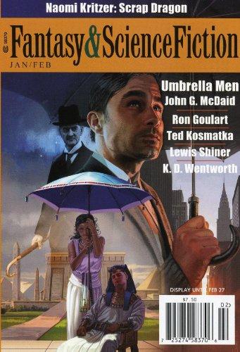The Magazine of Fantasy & Science Fiction January/February 2012
