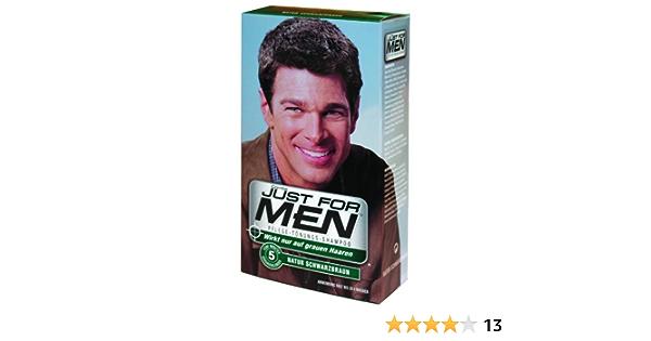 Just For Men DK BRN/BLK 1