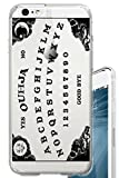 iPhone 6S Case Ouija Board Occult Eye Clear Translucent Transparent Unique Design Pattern Cover For iPhone 6S also fits iPhone 6