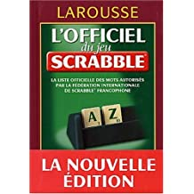 Officiel Du Scrabble -L' -Ne