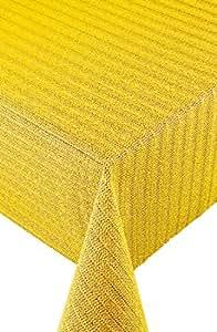 Friedola 20532 130 x 180 cm Vinyl Milano Garden Outdoor Anti Slip Tablecloth, Anthracite