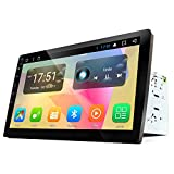 Eonon GA2168 Car Radio Stereo Audio Universal Double Din, 10.1 '' Android 7.1 Octa-Core, 2GB RAM 32GB ROM,Car GPS Navigation Head Unit ,Support Bluetooth, Wifi Connection(NO DVD/CD)