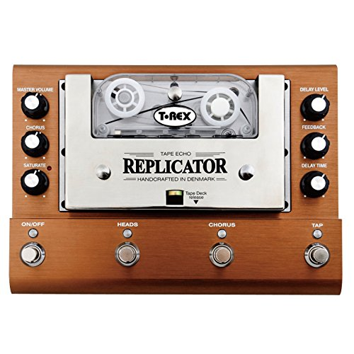 T-Rex REPLICATOR Analog Tape Echo Delay/Chorus Pedal