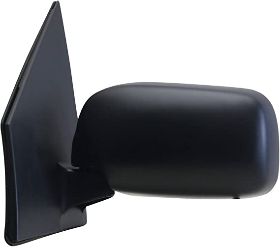 Fit System 61082F Ford Windstar Driver Side Replacement OE Style Manual Folding Mirror