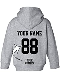 custom toddler hoodies design your own jersey pullover hooded team sweaters