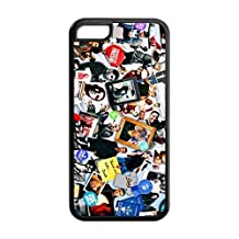 LJF phone case Customize Famous Singer Drake Back Cover Case for ipod touch 5