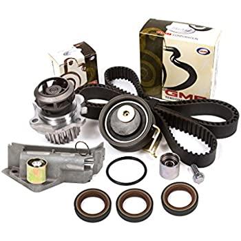 Evergreen TBK306BHWPT 01-06 Audi TT Volkswagen Jetta 1.8L TURBO Timing Belt Kit Water Pump
