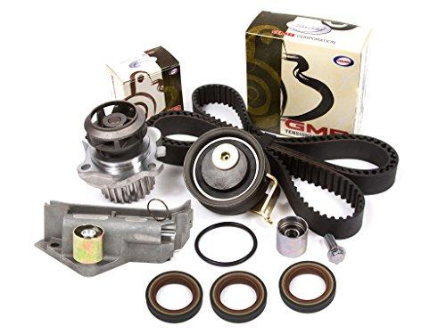 - Evergreen TBK306BHWPT Fits 01-06 Audi TT Volkswagen Jetta 1.8L TURBO Timing Belt Kit Water Pump