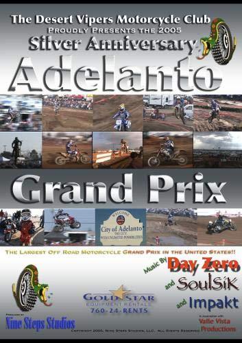 Silver Anniversary Adelanto Grand Prix