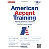 American Accent Training with 5 Audio CDs
