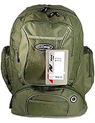 NPUSA Mens Large 19.5 Organizer Daypack Backpack School Bookbag