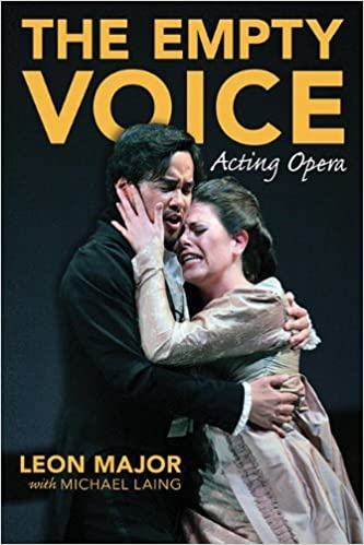 The Empty Voice: Acting Opera (Charles Neidich 21st Century Series for Clarinet) by Leon Major (2011-05-15)